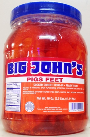 Big John S Pickled Pigs Feet 40oz 134569 11 99 Zen Cart The Art Of E Commerce